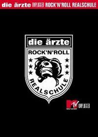 Cover Die Ärzte - Unplugged - Rock'n'Roll Realschule [DVD]